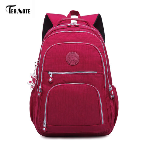 TEGAOTE Classic Backpacks 13 colors