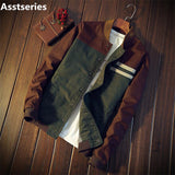 Asstseries Korean Style men jacket