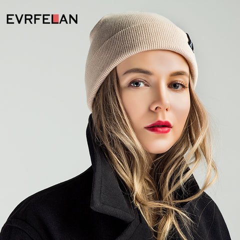 Evrfelan New Winter Beanies