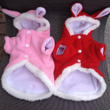 Cute Rabbit Clothes For Pets