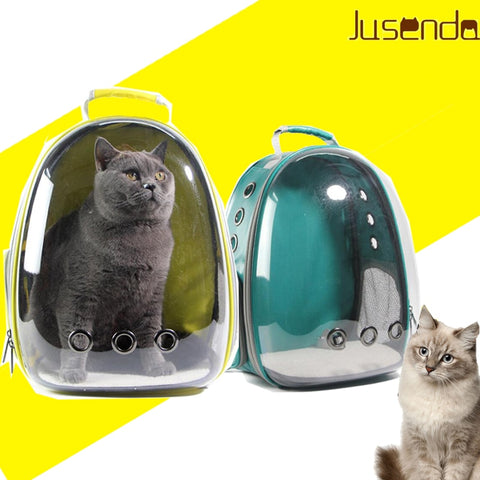 Breathable Travel Backpacks for Cats