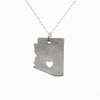 Sterling silver Arizona necklace