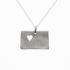 Sterling silver Colorado necklace