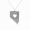 Sterling silver Nevada necklace