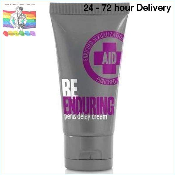 AID BE ENDURING PENIS DELAY CREAM 45 ML Aphrodisiacs|Delayers Online sex toy store Namaste Gay Sex Toys