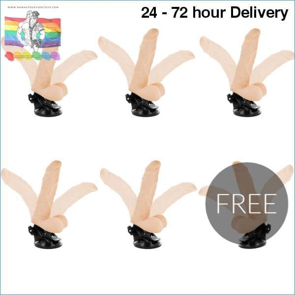 BASECOCK REALISTIC BENDABLE REMOTE CONTROL FLESH 21 CM 5+1 FREE XXX toys|Penises Online sex toy store Namaste Gay Sex Toys