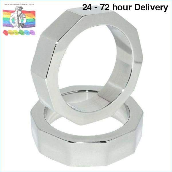 METALHARD COCK RING NUT 55MM XXX toys|Fetish / Bondage|BDSM / Cock Rings Metal Online sex toy store Namaste Gay Sex Toys