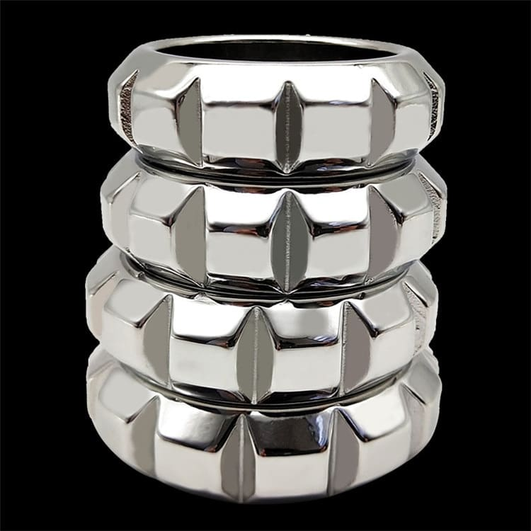 304 Stainless Steel Scrotum Ring Ball Stretchers
