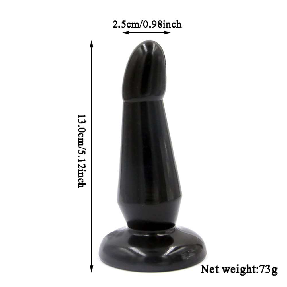 Huge Dildo Anal Butt Plug With Strong suction cup