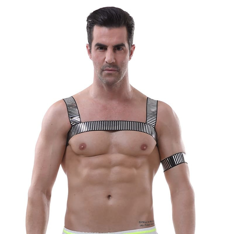 Body Chest Elastic Straps Chest Harness