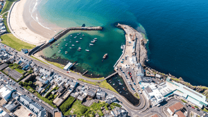 Helicopter Tour Portrush Ramore Boats
