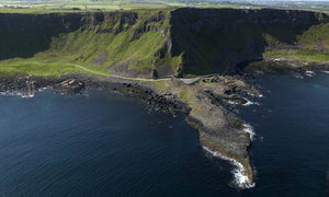 Giants Causeway Helicopter Tour - Fly Vertical