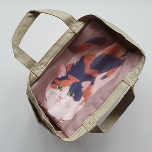 LUNCH TOTES - Discreet Kitties