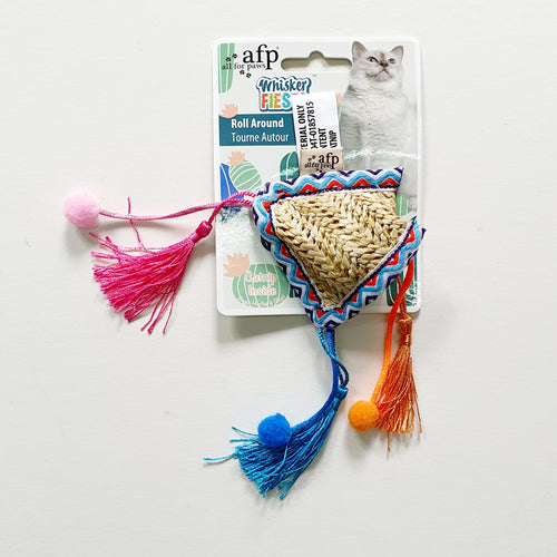 CAT TOY - Sticks and Rattan!