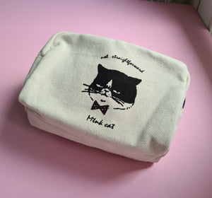Make-up Pouch (canvas)