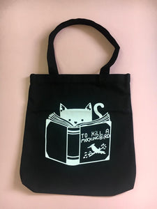 """To Kill a Mocking Bird"" ToteBag"