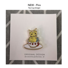PINS - Cats in a Home Series 2