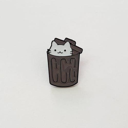 PINS - Cat in a Bin
