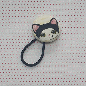 HAIR TIES - Marilyn Cat Series by Oatsie's Trunk