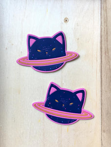 STICKERS - Space Cats