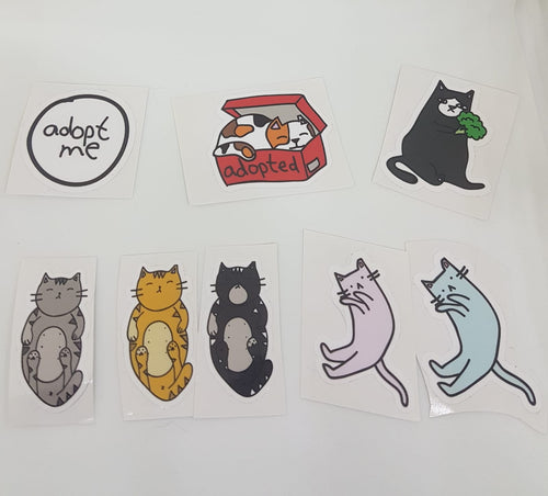 STICKERS - Various