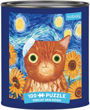 JIGSAW PUZZLE - Four Catists