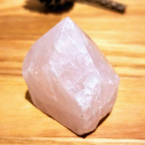 Rose Quartz Polished Point