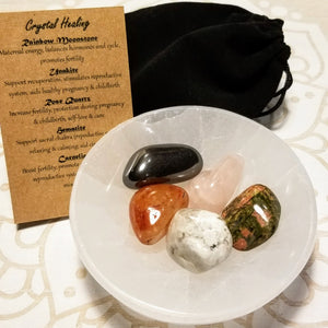 Healing Pouch - Fertility & Pregnancy