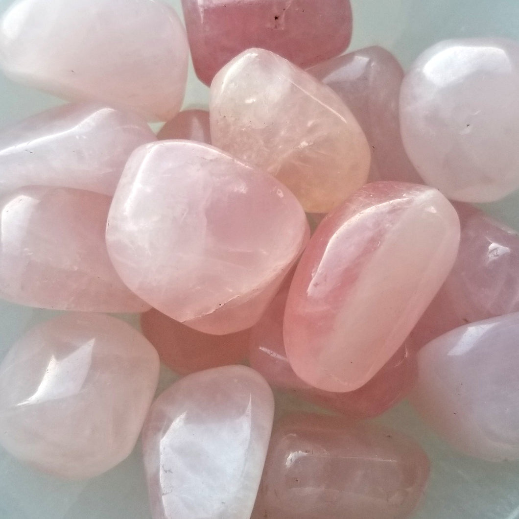 Rose Quartz Tumble Stone