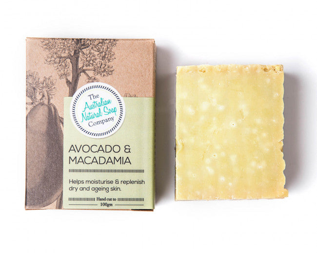 Soap - Avocado & Macadamia
