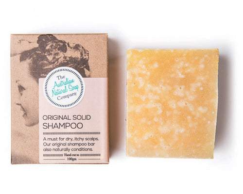 Solid Shampoo - Original