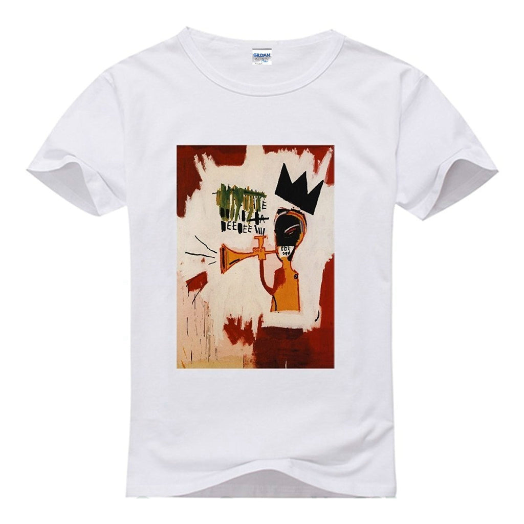 Art of Jean Michel Basquiat #3 T-shirt