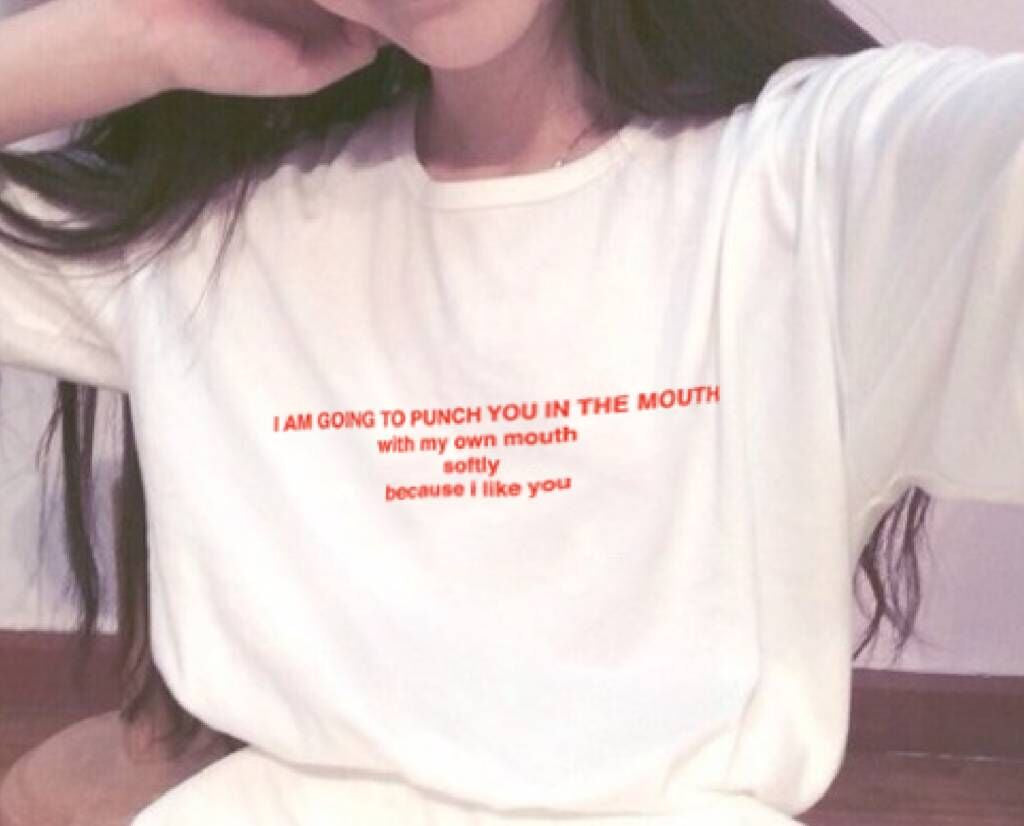 I am Going to Punch You in the Mouth T-shirt