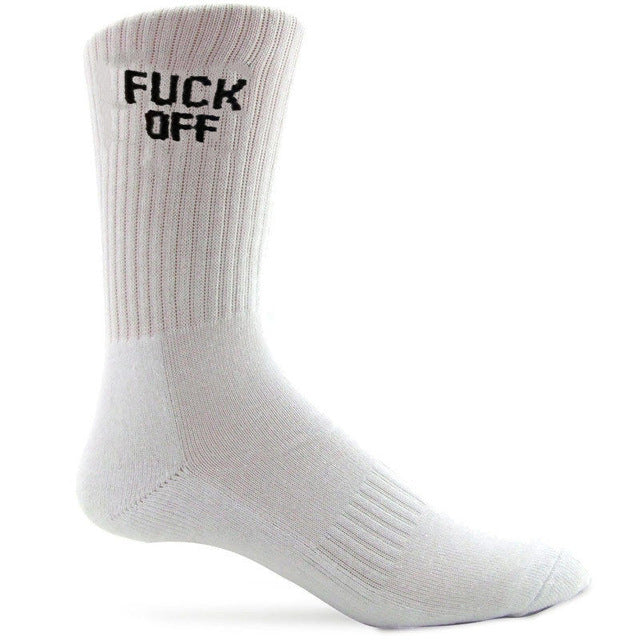 Fuck Off Socks