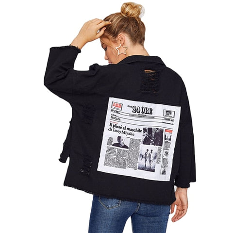 Retro News Jackets