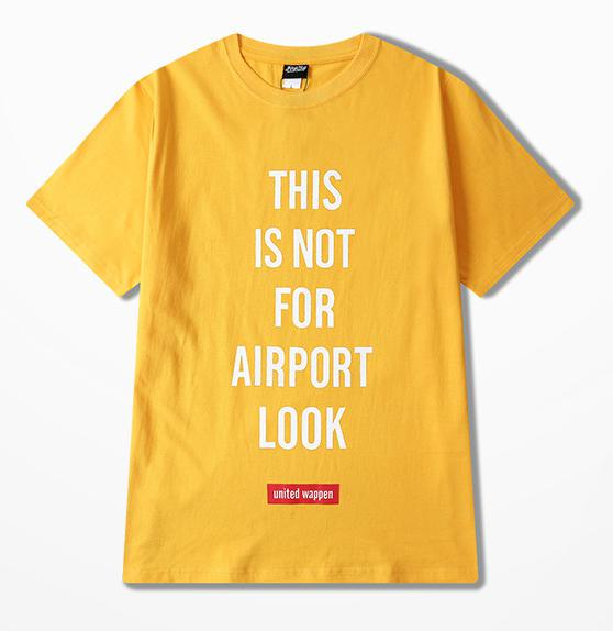 This Is Not For Airport Look T-shirt