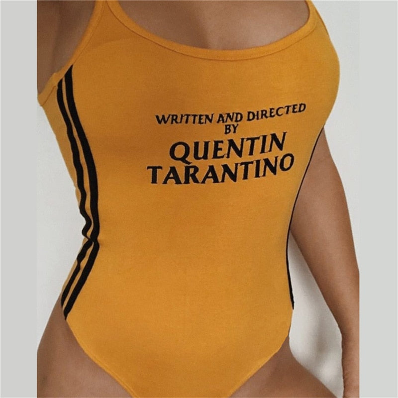 Written and Directed by Quentin Tarantino Bodysuit