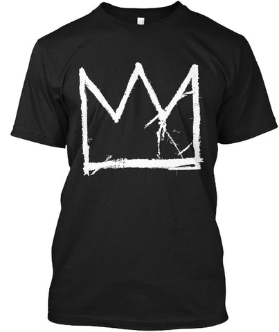 Basquiat King Crown T-Shirt