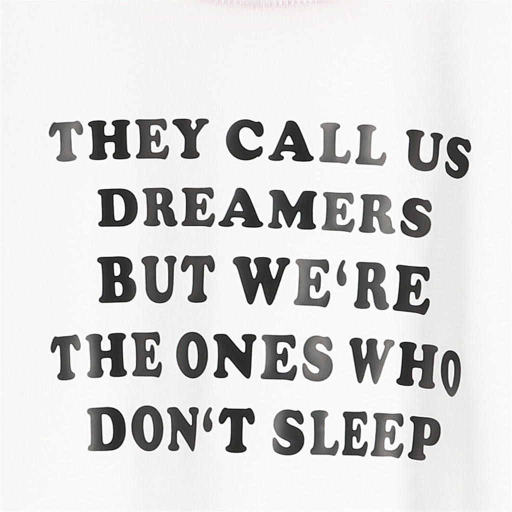 Dreamers Crop Top