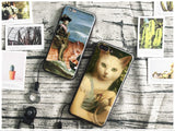 'Cat Art' Phone Case