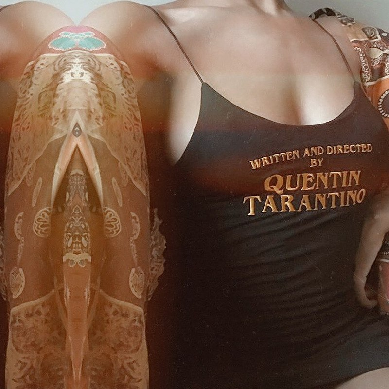 WRITTEN AND DIRECTED BY QUENTIN TARANTINO Dress
