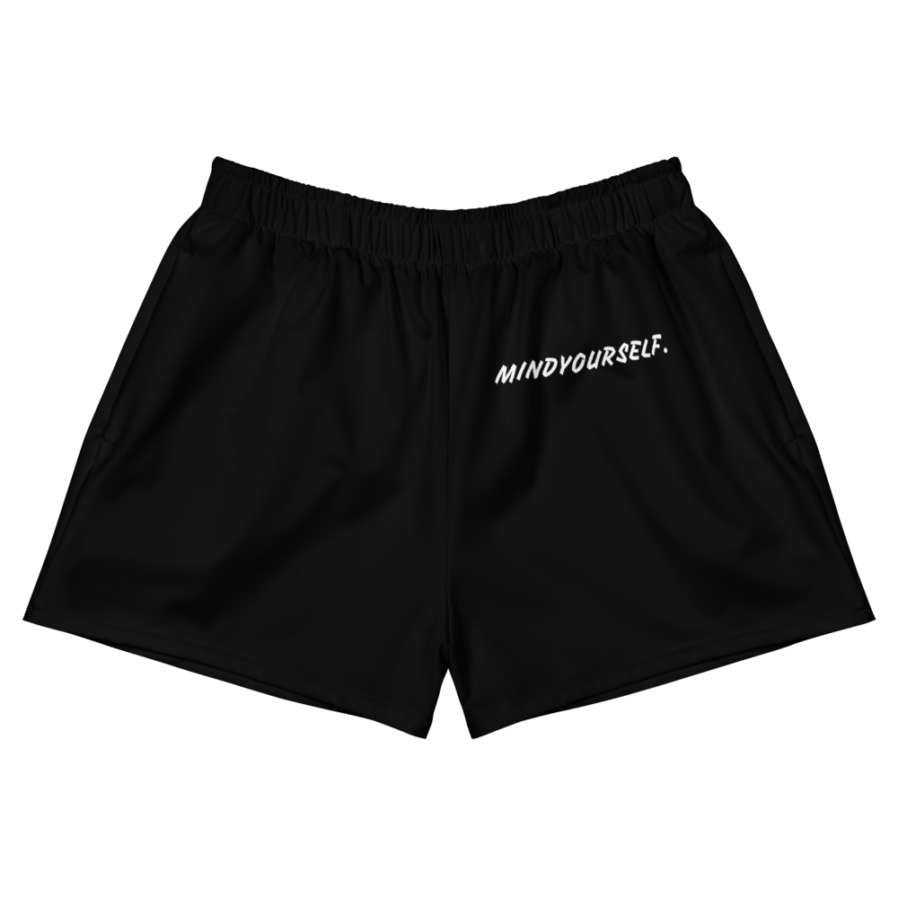 MindYourself. Women Shorts