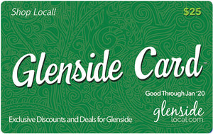 Glenside Card™ - Save BIG when you Shop Local
