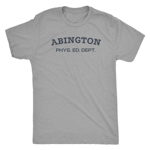 Abington Phys Ed Dept T-Shirt