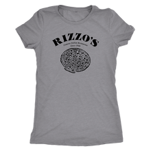 Rizzo's Famous Italian Restaurant Womens Triblend T-Shirt
