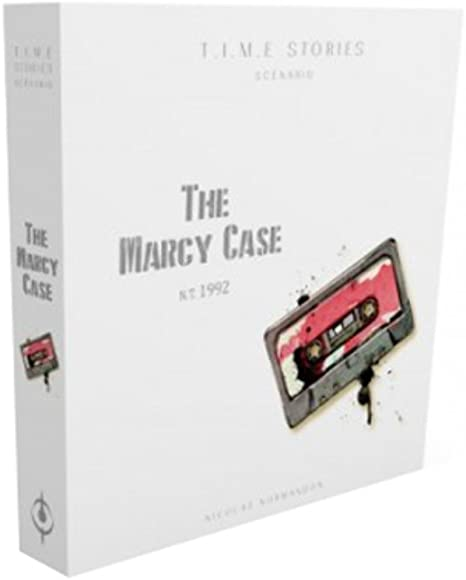 T.I.M.E. stories - The Marcy case LOCATION (FRA)