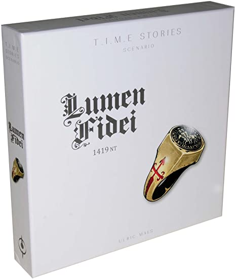 T.I.M.E. stories - Lumen Fidei LOCATION (FRA)