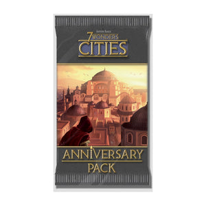7 Wonders: Cities - Paquet anniversaire