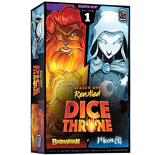 Dice Throne Season 1 ReRolled (1) - Barbarian VS Moon Elf