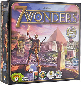 7 wonders LOCATION (FRA)